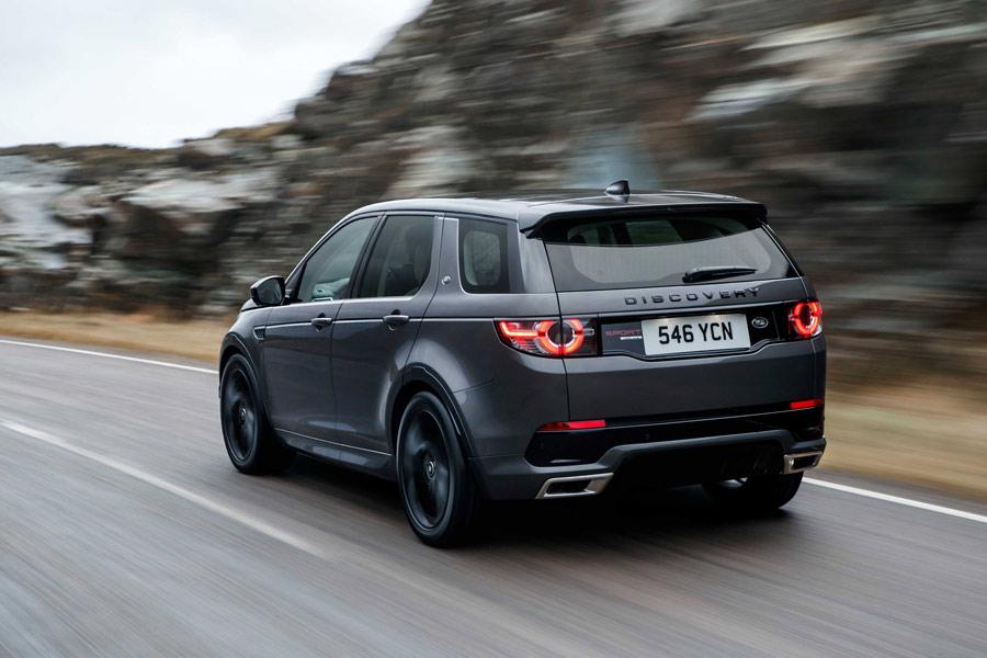 El Land Rover Discovery Sport solo está disponible con mecánicas diésel.