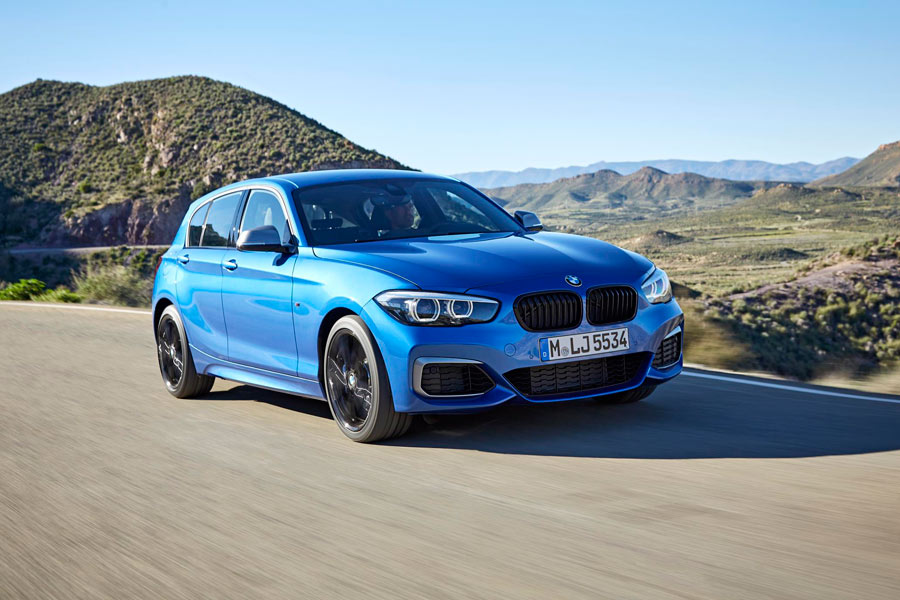 Precios del renovado BMW Serie 1 con sutiles cambios