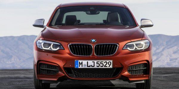 BMW Serie 2 coupé y cabrio se renuevan