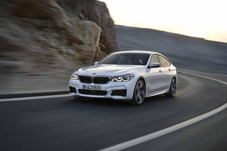 Nuevo BMW Serie 6 Gran Turismo, versatilidad bávara