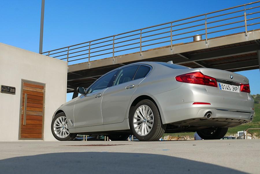 BMW se ha dejado comer terreno en diseño por Mercedes.