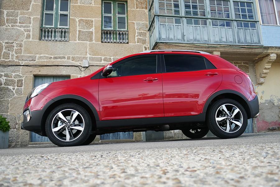 Prueba a fondo del nuevo SsangYong Korando diésel automático 2017