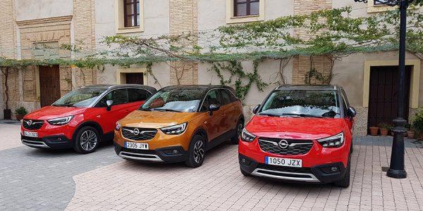 Presentación y prueba del Opel Crossland X 2017