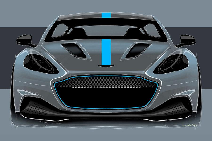 Así será el primer eléctrico de Aston Martin