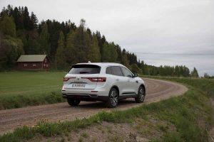 El nuevo Renault Koleos mantiene cierto aire de familia con los Megane y Talisman.