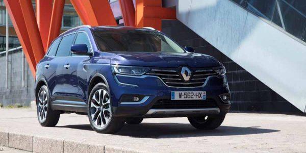 Renault Koleos llega a Europa