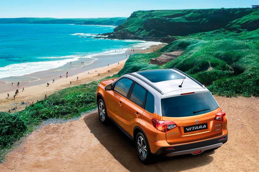 Suzuki Vitara: un coche, más de 70 millones de formas distintas de verlo