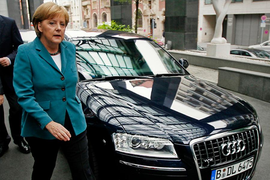 Los 10 coches más lujosos para reyes y presidentes
