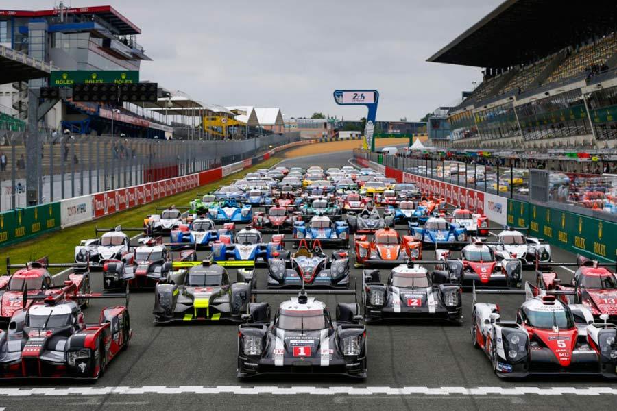 15 pósteres y protagonistas históricos de Le Mans