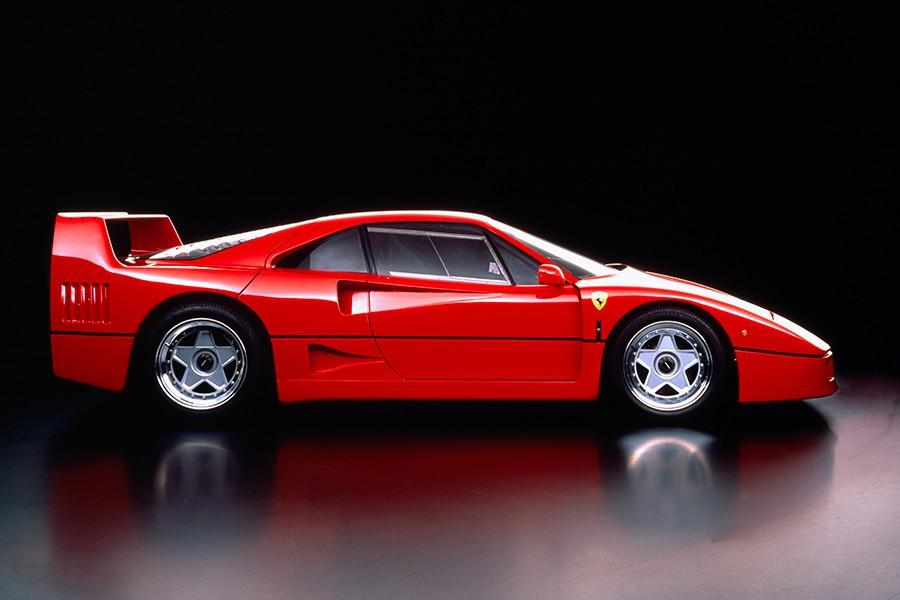 30º aniversario del Ferrari F40: ¡feliz cumpleaños!