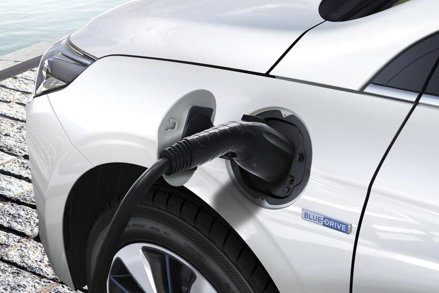 Hyundai Ioniq plug-in.