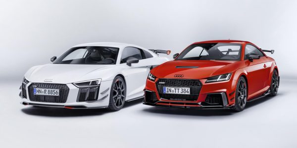 Audi lanza el catálogo de accesorios Audi Sport Performance Parts