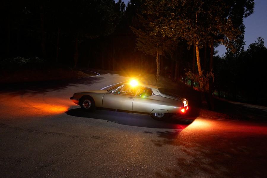 Cómo señalizar tu coche en caso de avería por la noche