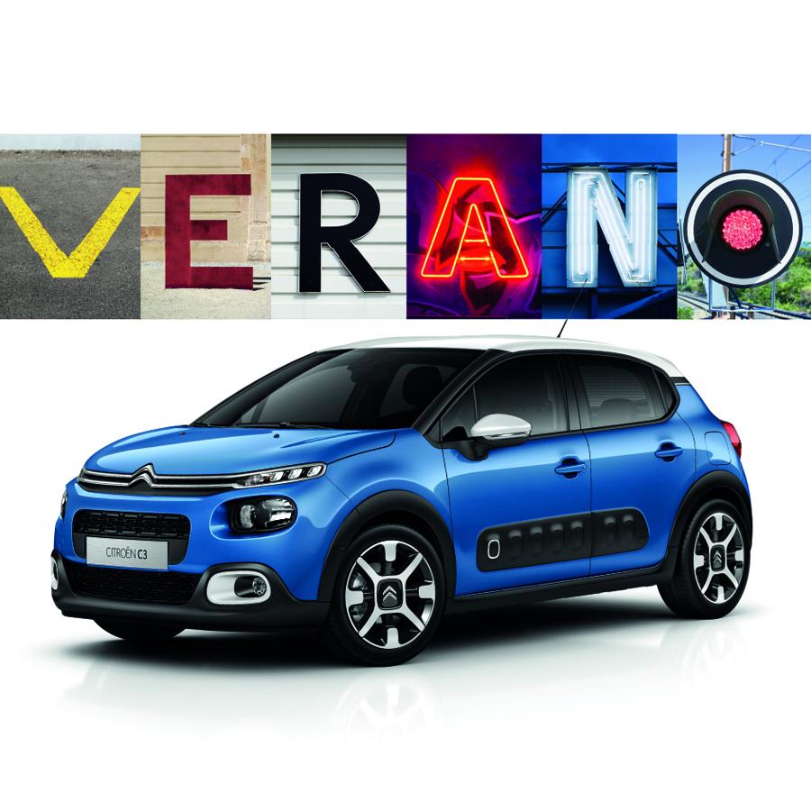 Citroën da el callo en agosto