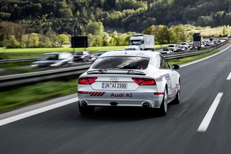 El Centro de Inteligencia Artificial de Audi, más cerca de ser real