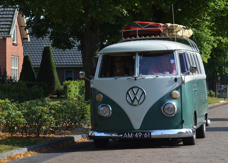 Volkswagen T1.