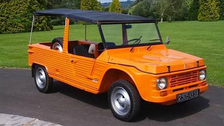 Citroën Mehari.