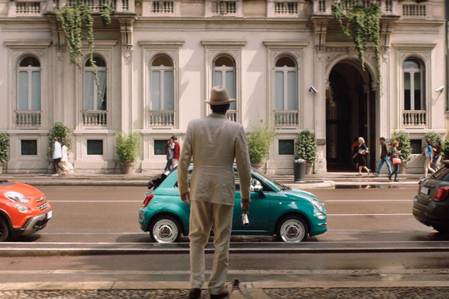 El cortometraje de Fiat y Adrien Brody arrasa en Internet