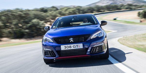 El Peugeot 308 GTi by Peugeot Sport mejora en 2017