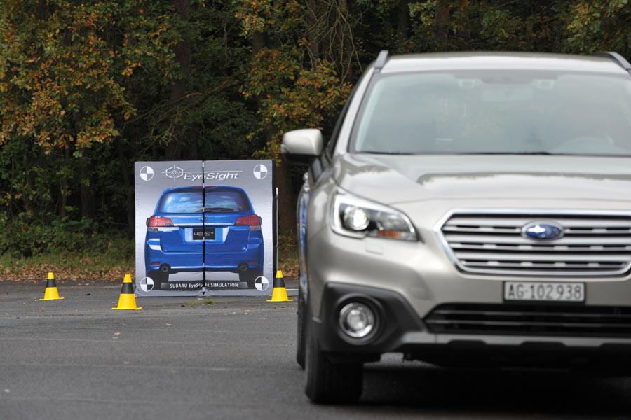 Subaru mejora sus instalaciones de seguridad