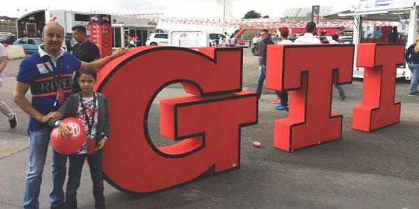 Volkswagen celebra en El Jarama el 41º cumpleaños del GTI