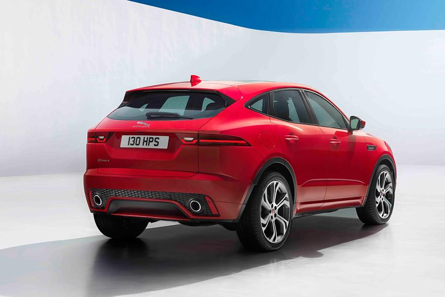 El segundo SUV de Jaguar no puede negar su aire de familia.