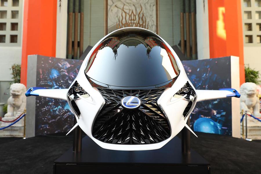 Lexus, presente en Hollywood