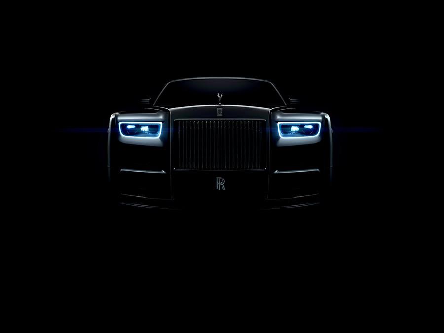 La nueva generación del Rolls Royce Phantom 2018