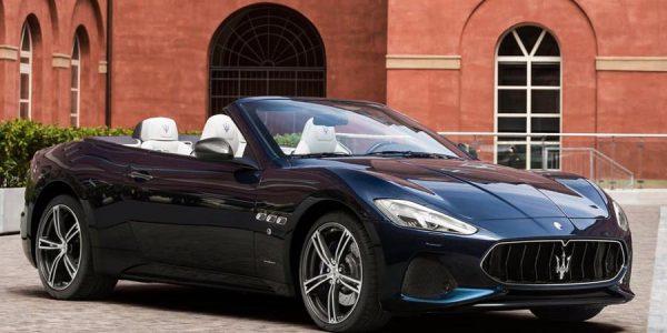 El Maserati GranCabrio se renueva