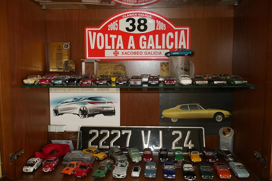 Memorabilia: la otra pasión del coleccionismo de coches