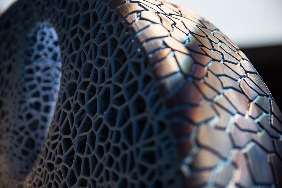 """Michelin Vision: el """"neumático"""" del futuro"""