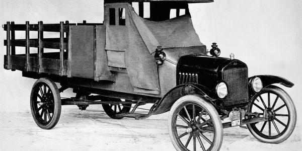 ¡Feliz centenario, Ford TT!