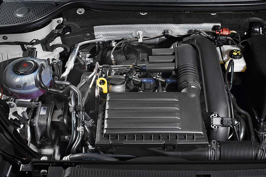 El Seat Ateca FR ha traído consigo una nueva mecánica de gasolina, el 2.0 TSi de 190 CV.