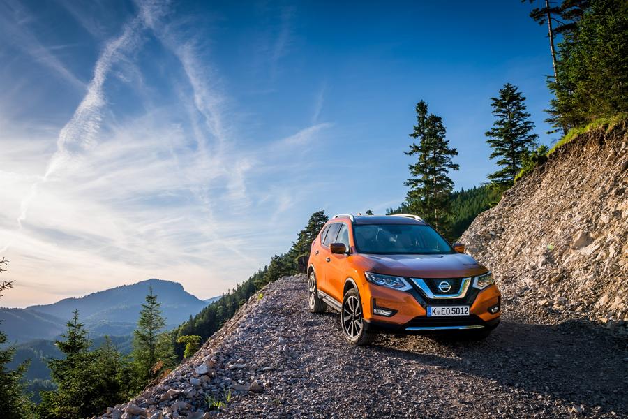 Llega el nuevo Nissan X-trail, listo para liderar