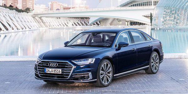 Nueva generación Audi A8