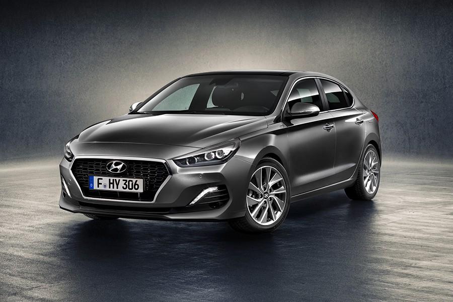 Nuevo Hyundai i30 Fastback 2018: el más elegante