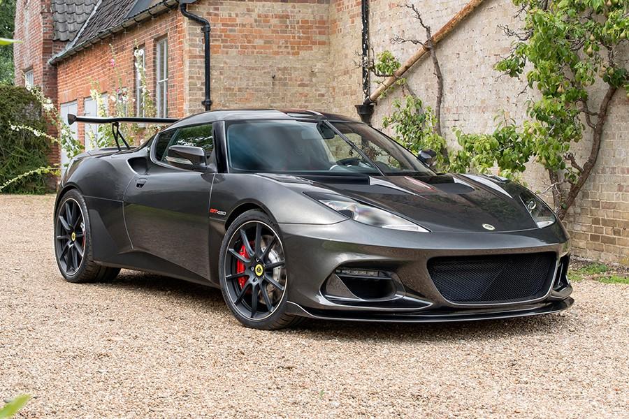 b1a3b048fc45 Nuevo Lotus Evora GT 430: el más potente de todos | Autocasión