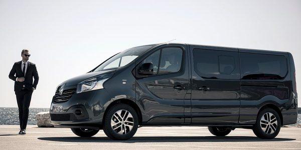 Nuevo Renault Traffic SpaceClass: para VIPS