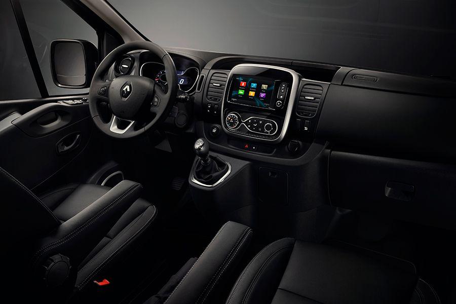 El sistema R-Link está disponible en este Renault.