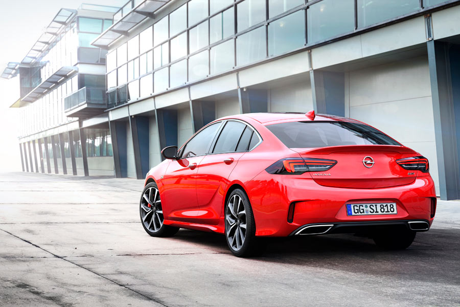 Vuelven a Opel las míticas siglas GSi: ahora, en un Insignia
