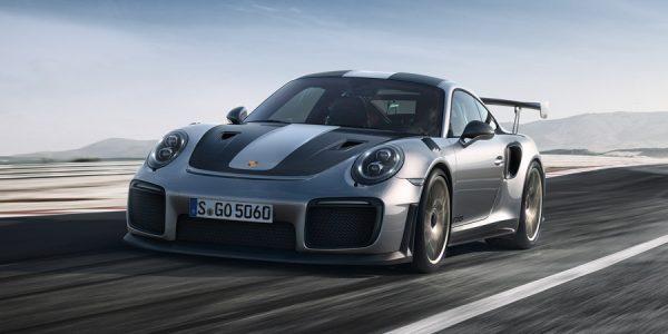 El Porsche 911 más potente de la historia se apellida GT2 RS