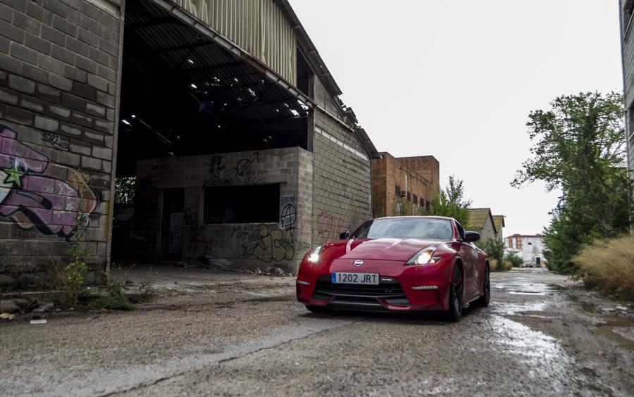 El Nissan 370Z Nismo, el coupé más potente y deportivo del fabricante nipón.
