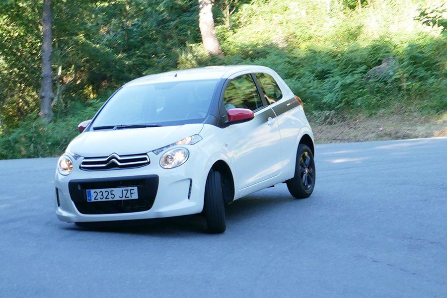 El C1 es un coche fácil de conducir, ideal para uso urbano.