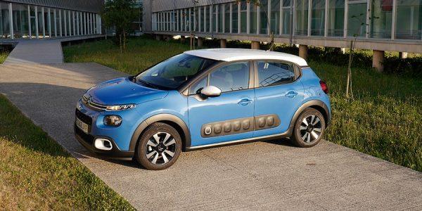 Prueba del Citroën C3 PureTech GLP: ahorrar a todo gas