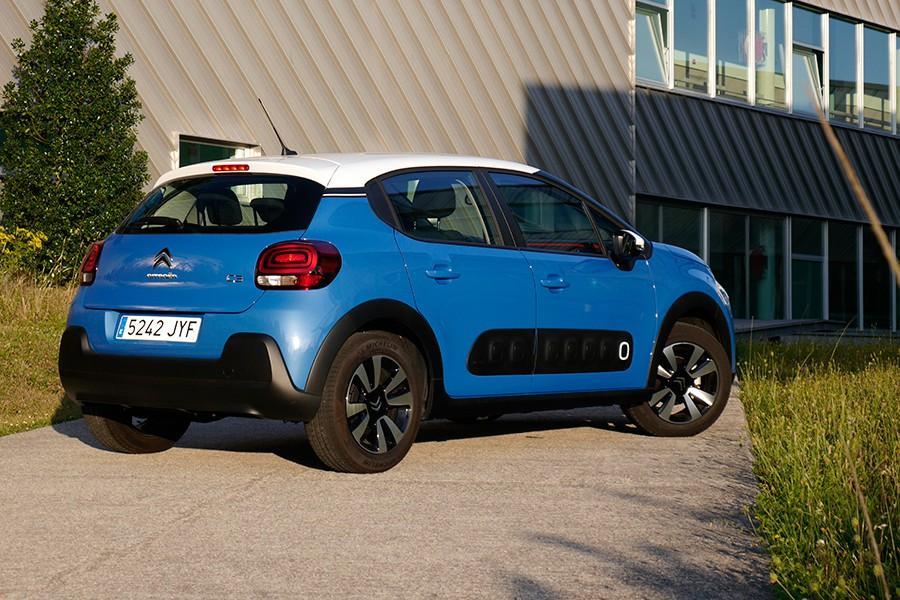 El Citroën C3 tiene un buen nivel de equipamiento para su precio.