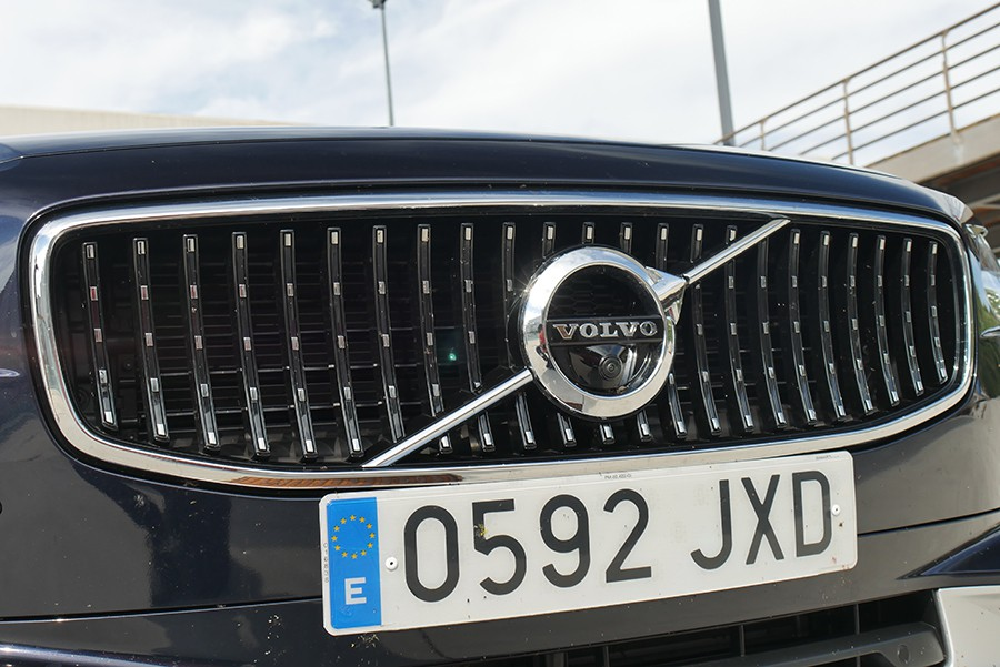 El motor diésel de 4 cilindros tiene un buen compromiso entre prestaciones y consumos.