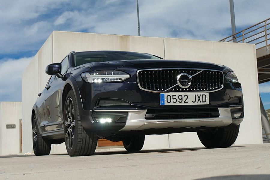 El diseño de Volvo es todo un acierto y logra ser elegante sin estridencias.