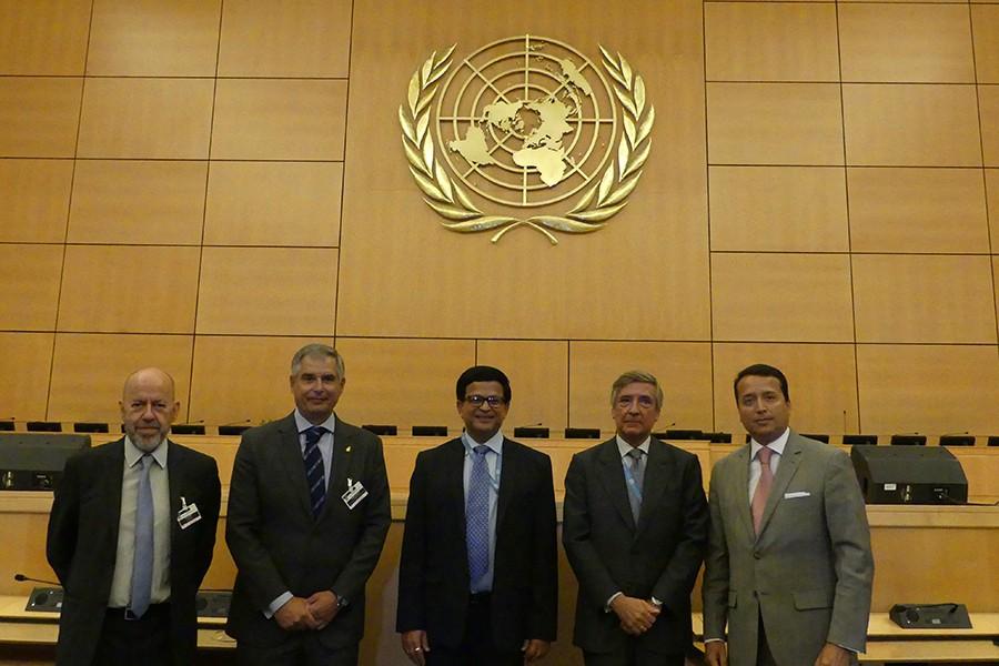 La ONU y el RACE crearán un centro especializado en seguridad vial