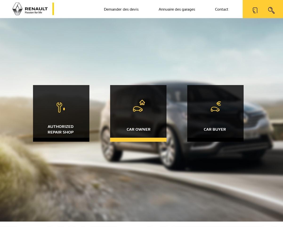 Renault apuesta por un historial transparente
