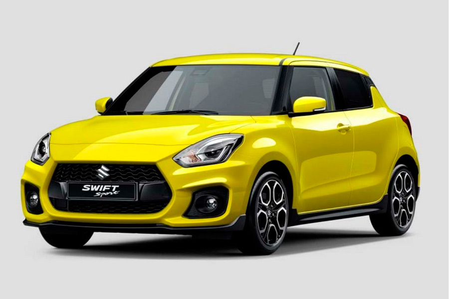 Suzuki Swift Sport 2017: casi listo para su debut (antes, una pinceladita)